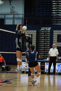 Oswego East volleyball Vs plainfield East 369