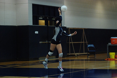 Oswego East volleyball Vs plainfield East 387