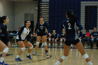 Oswego East volleyball Vs plainfield East 423