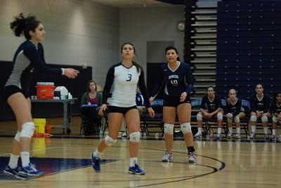 Oswego East volleyball Vs plainfield East 424
