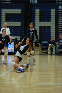 Oswego East volleyball Vs plainfield East 362