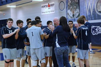 OE boys volleyball Vs Plainfield East 250