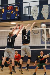 OE boys volleyball Vs Plainfield East 432