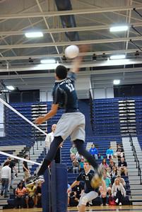 OE boys volleyball Vs Plainfield East 317
