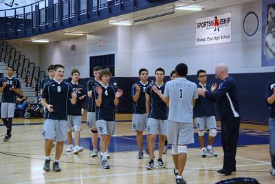 OE boys volleyball Vs Plainfield East 248
