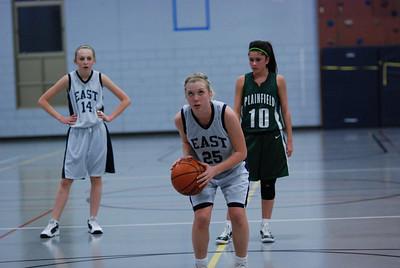 Oswego  East fresh girls Vs Plainfield Central 235