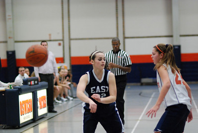 Oswego East  Basketball Vs Oswego 019