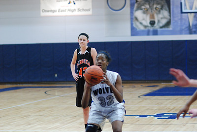 OE girls varsity Vs  Minooka ( teacher appreciation night) 041