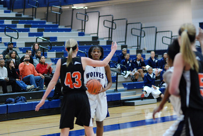 OE girls varsity Vs  Minooka ( teacher appreciation night) 038