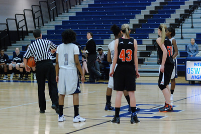 OE girls varsity Vs  Minooka ( teacher appreciation night) 005