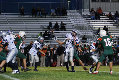 Oswego East football Vs Plainfield East 019