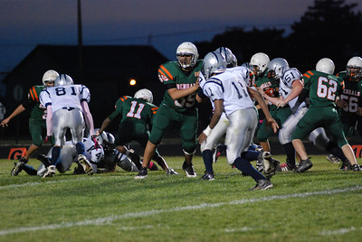 Oswego East football Vs Plainfield East 012