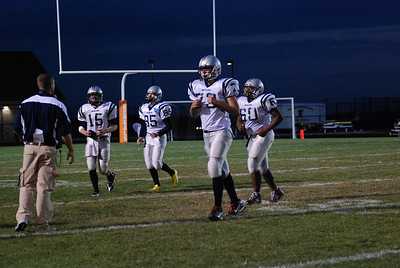 Oswego East football Vs Plainfield East 008