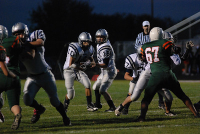 Oswego East football Vs Plainfield East 002