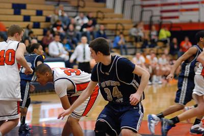 Oswego East  Basketball Vs Oswego 347