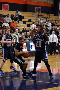 Oswego East  Basketball Vs Oswego 333