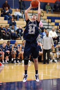 Oswego East  Basketball Vs Oswego 332