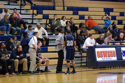 Oswego East  Basketball Vs Oswego 370