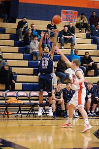 Oswego East  Basketball Vs Oswego 350
