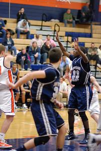 Oswego East  Basketball Vs Oswego 357
