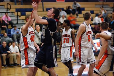 Oswego East  Basketball Vs Oswego 329