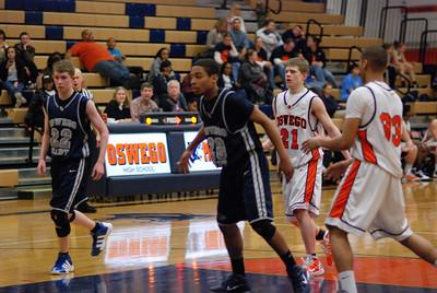Oswego East  Basketball Vs Oswego 351