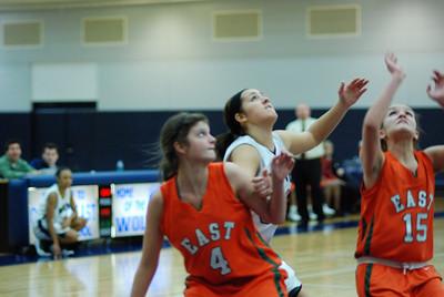 OE girls Basketball Vs Plainfield East 066