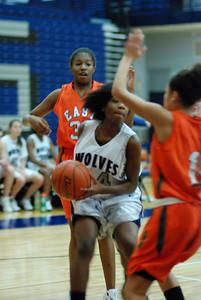 OE girls Basketball Vs Plainfield East 039