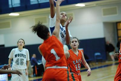 OE girls Basketball Vs Plainfield East 060