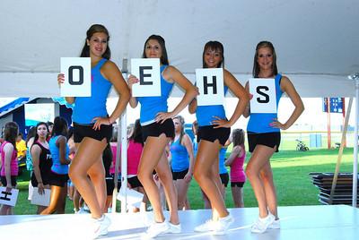 OEHS Cheerleaders fashion show (Fight Chix) 067