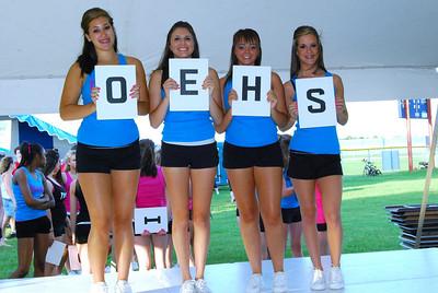 OEHS Cheerleaders fashion show (Fight Chix) 066