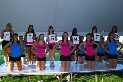 OEHS Cheerleaders fashion show (Fight Chix) 061