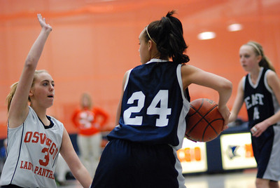 Oswego East  Basketball Vs Oswego 166