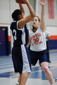 Oswego East  Basketball Vs Oswego 179