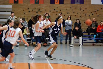 Oswego East  Basketball Vs Oswego 160