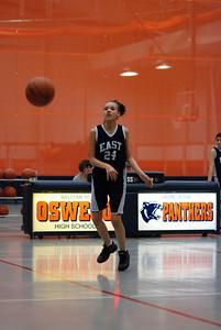 Oswego East  Basketball Vs Oswego 177