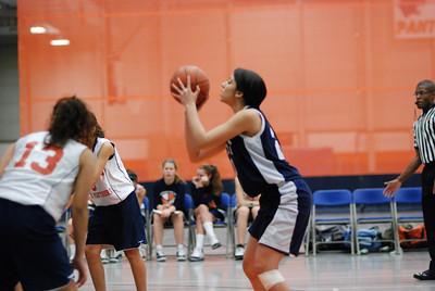 Oswego East  Basketball Vs Oswego 187