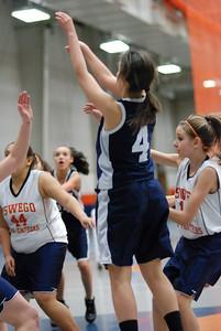 Oswego East  Basketball Vs Oswego 182