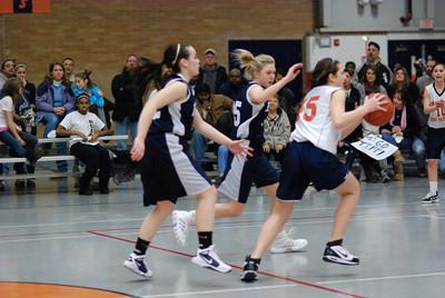 Oswego East  Basketball Vs Oswego 163