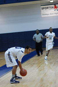Oswego East Jv and Soph B game Vs Minooka 033