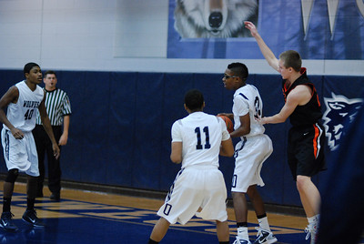 Oswego East Jv and Soph B game Vs Minooka 023