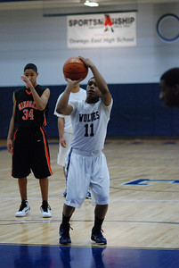 Oswego East Jv and Soph B game Vs Minooka 031