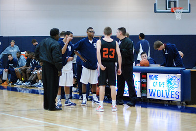 Oswego East Jv and Soph B game Vs Minooka 002