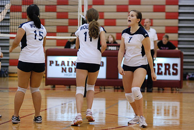 Oswego East Volleyball Vs Plainfield No 208