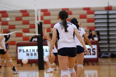 Oswego East Volleyball Vs Plainfield No 153