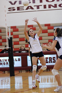 Oswego East Volleyball Vs Plainfield No 201