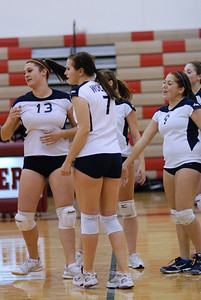 Oswego East Volleyball Vs Plainfield No 194