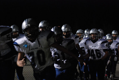 Oswego East football Vs Plainfield East 219