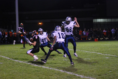 Oswego East Vs  Minooka 203