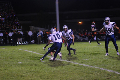 Oswego East Vs  Minooka 204